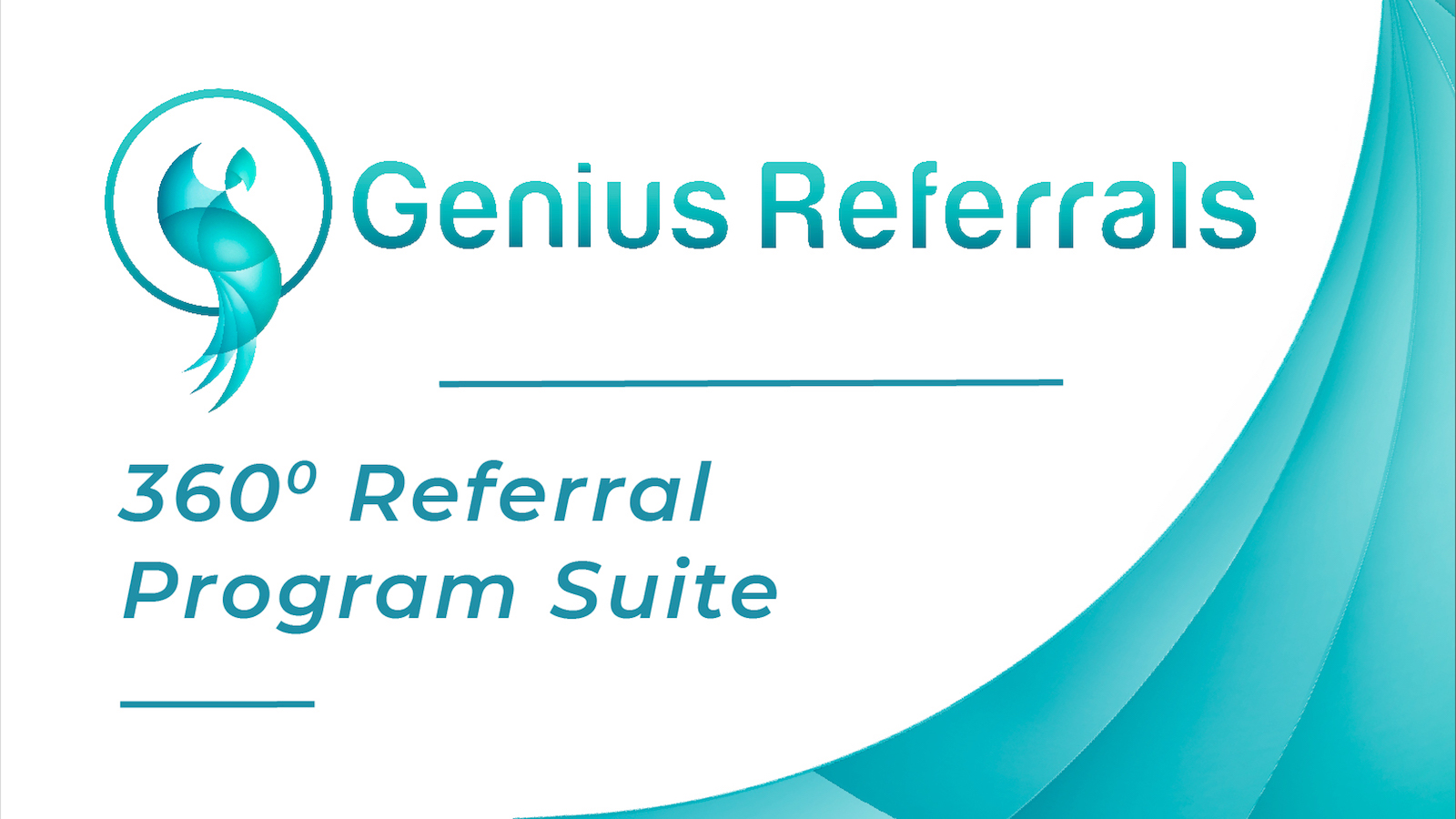 App 360° Referral program Suite
